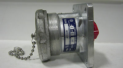 Crouse Hinds AR338 30A 2W 3P ARKTITE RECEPTACLE