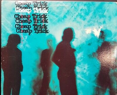 Cheap Trick - Standing On The Edge   -  Lp 33 Giri Used