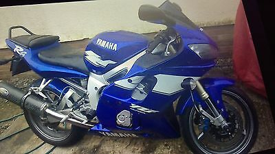 Yamaha R6 Eb 1999 ...r1 Front End Fitted !!! £1495.....