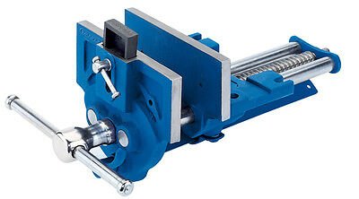 Draper 45234  175mm quick release woodworking bench vice