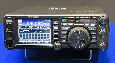 Yaesu FT-991 HF/50/144/430 MHz ALL MODE CON AT TUNER