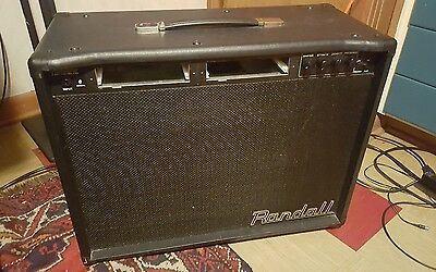 Randall MTS RM50 Combo - Must sell !!