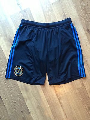 Philadelphia Union Football Training Shorts. MLS Merchandise (soccer)