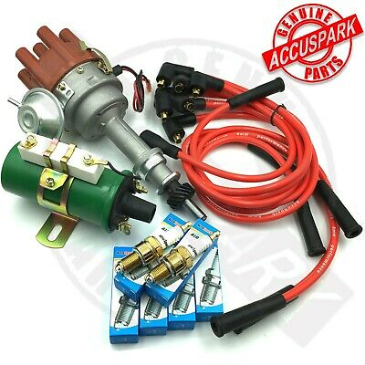 AccuSpark Bosch Electronic Performance Overhall Pack for Ford V6 Cologne Engine