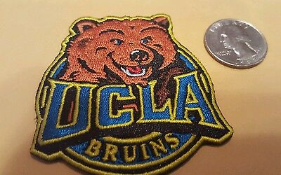 """UCLA Bruins Vintage Embroidered Iron On Patch  2.5"""""""" x 2.5"""" NCAA"""