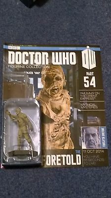 Eaglemoss doctor who figurine collection - Issue 54: THE FORETOLD