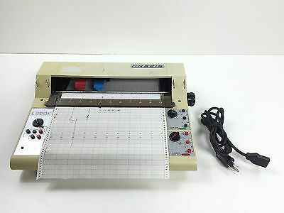 Linseis L250E-2 L250-Ii Flatbed Chart Recorder