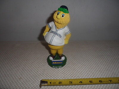 Buster Lakewood BlueClaws mascot bobblehead used