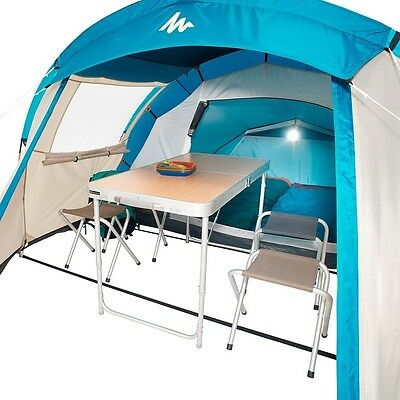 Quechua Arpenaz 4 Family Tent Shelter - 4 Man Camping Outdoor NEW