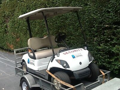 YAMAHA G29 Speed Controller or computer golf cart/buggy