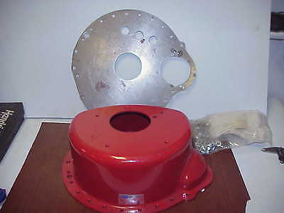 NEW SB Ford Lakewood Scattershield Safety Blowproof SFI Bellhousing #15203