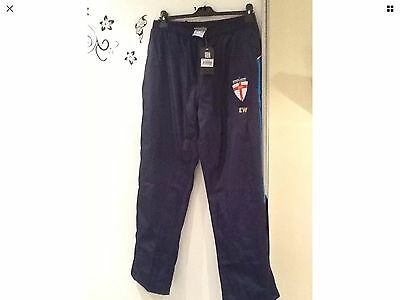 England Rugby League Wet Weather Pants 2016 XL