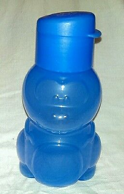 * New *Tupperware ECO Water Sports Bottle 12 Oz for Kids -  - Blue. Free Ship!