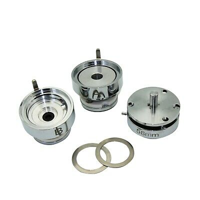 """58mm(2 1/4"""") ROUND Interchangeable Die Mould for Button Maker-S1 with Freeparts"""