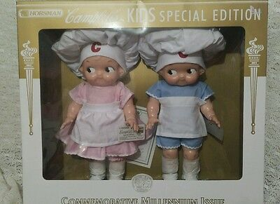 Horsman Campbell's Kids Special Edition Replica Series Dolls