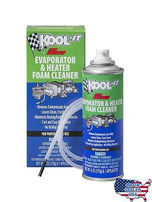 Lubegard 96030 Kool-It Evaporator and Heater Foam Cleaner, No Tax, Free Ship