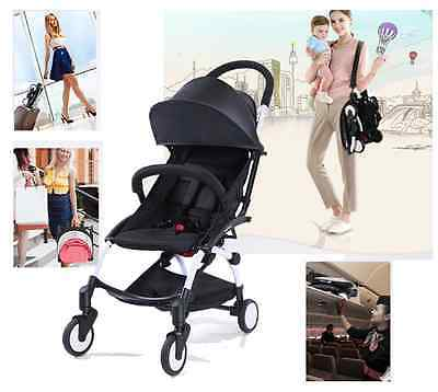 Compact Yoyo Lightweight Baby Stroller Pram Folding Travel Carry on Board Plane