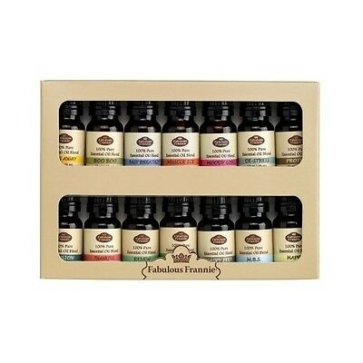 Essential Oil Blend Synergy Beginner Starter 100% Pure Therapeutic Grade