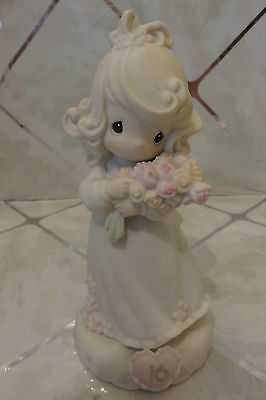 """2002 Precious Moments """"From the Beginning"""" 25th Anniversary Limited Ed. Estate"""