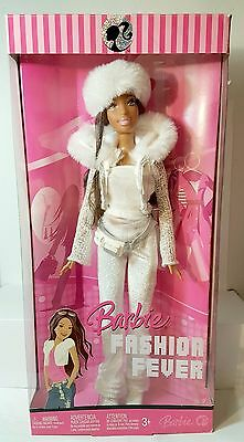 Mattel Barbie Fashion Fever Series Doll NIKKI Snow Day Winter AA Doll