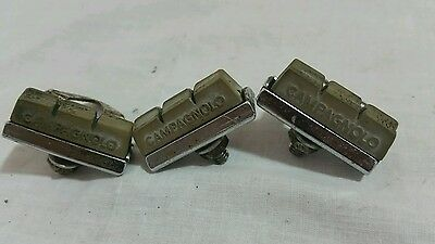 Campagnolo Victory Triomphe Grey Brake Blocks Pads