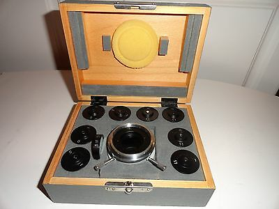 Carl Zeiss jena set of interference