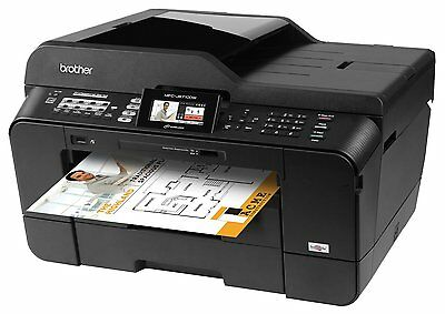 Brother MFC-J6710DW All-In-One InkJet Printer A3 A4 COLOUR