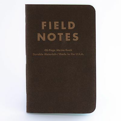 Field Notes Traveling Salesman Colors FNC-16 Fall 2012 Single