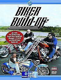 Great Biker Build Off - Parts 1 To 13 DVD, 4 Disc Set - The Whole Series
