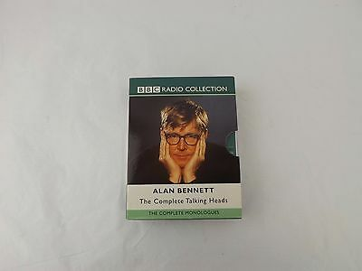 Alan Bennett The Complete Talking Heads Bbc Radio Collection Audio Cassette Book
