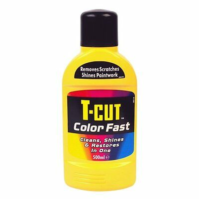 T-Cut Colour Fast Cleaner 500 ml - giallo