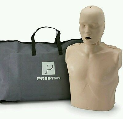 Brand New; PRESTAN PP-AM-100-MS Professional Adult CPR-AED Training Manikin