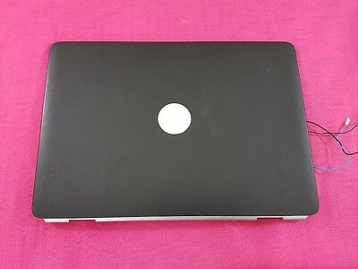 Genuine Dell Inspiron 1525 Lcd Screen Back Rear Lid Plastic Cover (Lid56)