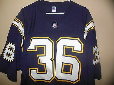 San Diego Chargers Vintage Football Jersey