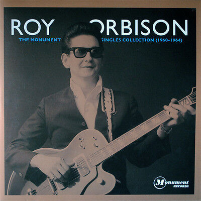 ROY ORBISON The Monument Singles Collection 1960-1964 2 x Vinyl LP NEW & SEALED