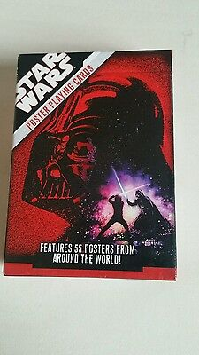 Star Wars Playing Cards Movie Posters Brand New Sealed
