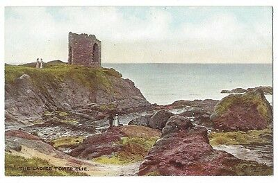 ELIE The Ladies Tower, Tuck Oilette Postcard, Unused