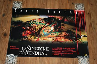 THE STENDHAL SYNDROME - Complete set of 6 Italian photobusta - RARE
