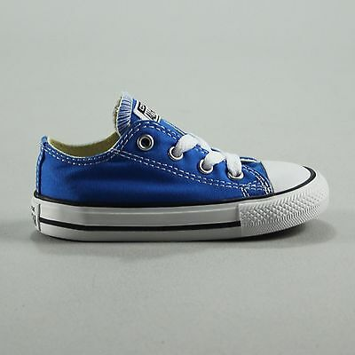 Converse Toddlers/Infants Trainer Blue Size 3,4,5,6,7,8,9,10.