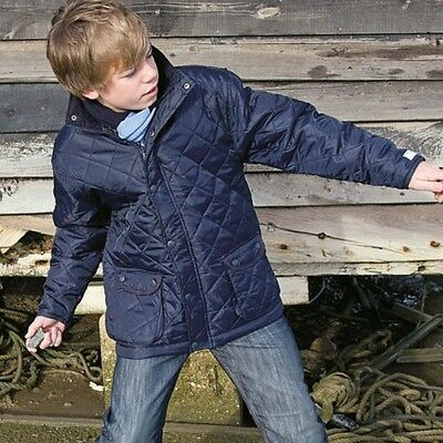 Result R195J Juniors Urban Outdoor Cheltenham Jacket Lightweight Stylish Coats