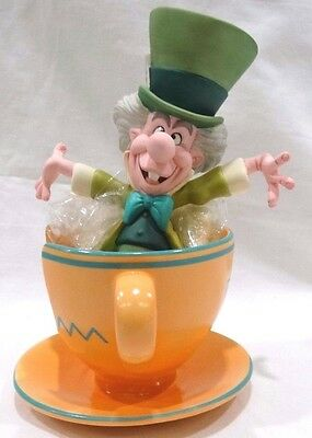 Wdcc Disney Classics Alice In Wonderland Mad Hatter A Mad Whirl