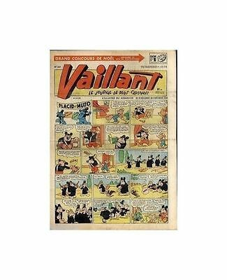 VAILLANT   N°    237   1949   BE-/BE  (Nc)
