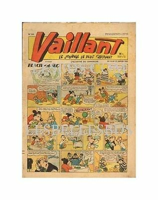 Vaillant   N°    244   1950    Be+