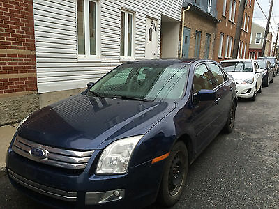 Ford: Fusion SEL Ford Fusion 2007 SEL V6 3L