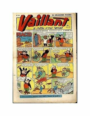 Vaillant   N°    393   1952   Be/be+