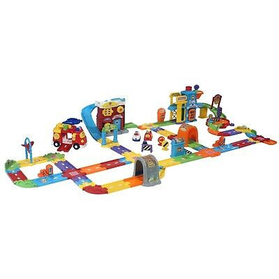 VTech Toot Toot Drivers Super City, Kids Musical Educational Activity Baby Toy