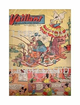 Vaillant   N°    586   05/08/1956   Be