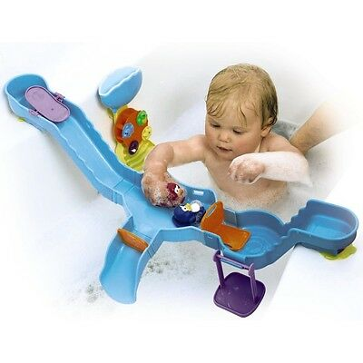 Bruin Tub Time Water Park Playset, Childrens Bath Toy