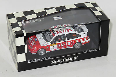 1/43 Ford Sierra RS500   Bastos #1     24 Hrs Spa  Winners 1989
