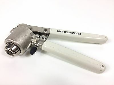 Wheaton 13mm EZ Hand Crimper Capper
